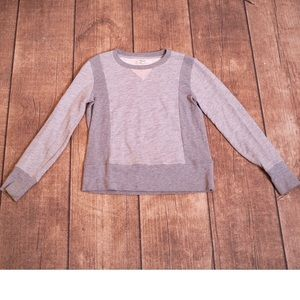 Madewell Grey Pullover Sweater Size Medium